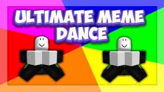 Roblox Script Showcase Episode#1028/Ultimate Meme Dance