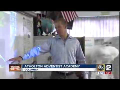 ABC2 Visits Atholton Adventist Academy