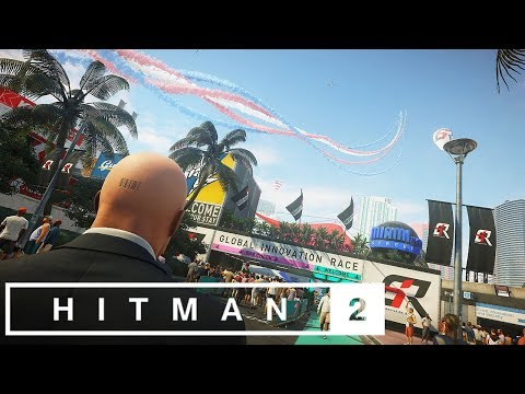 Hitman 2 #1 - The Starting Line