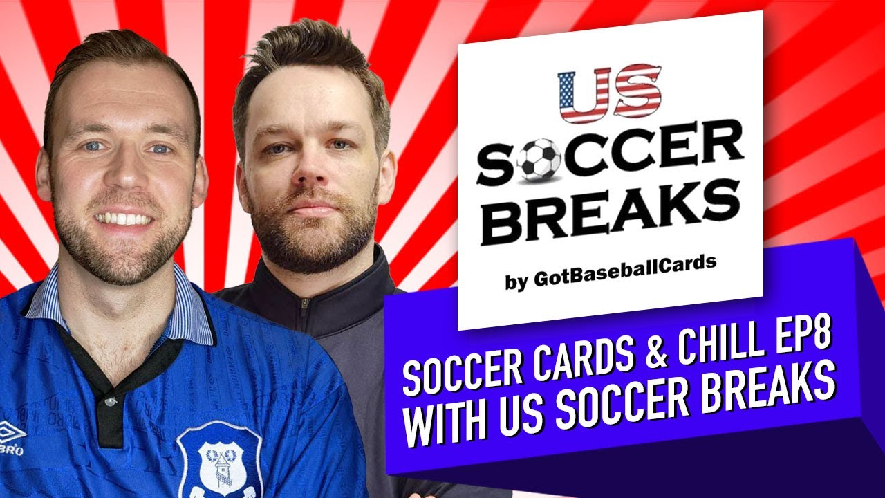 Have you heard Soccer Cards & Chill yet?