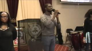 Shout For Grace '13- Glory To the Lamb by Marvin Sapp Youth Choir