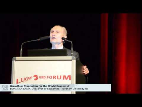 Prof. D. Salvatore, Fordham University NY @Lugano Fund Forum 2015