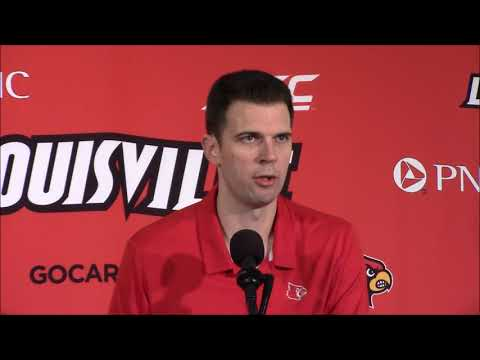 MBB: David Padgett Southern Illinois Postgame Press Conference