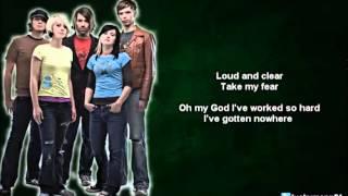 Fireflight - Serenity (Lyric Video) Alternative Rock (female fronted band)