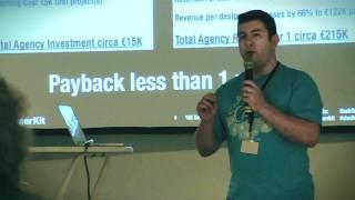 Mark Sorsa-leslies Pitch At Slush 2010 First 3 Minutes