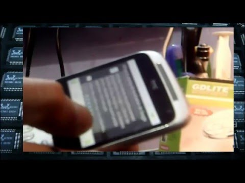 Hard Reset HTC chacha +++ DZPCServices +++