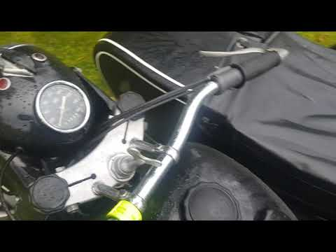Kmz dnepr k750 1960 sound.