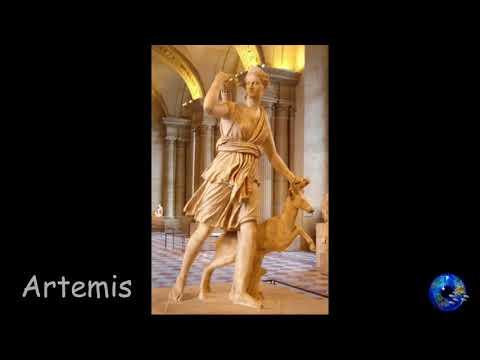 Greek and Roman Gods