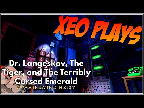 Backstage ! | Dr. Langeskov, The Tiger, And The Terribly Cursed Emerald: A Whirlwind Heist