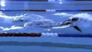 Ian Thorpe Freestyle Technique