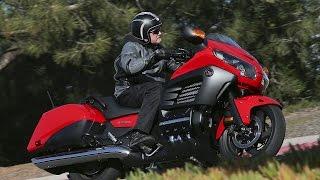2013 honda gold wing f6b first ride motousa