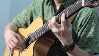 """Jubing Kristianto - """"Yue Liang Dai Biao Wo De Xin/ 月亮代表我的心"""""""