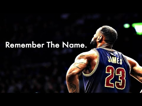 LeBron James NBA Mix 2016 HD | 'Remember The Name'