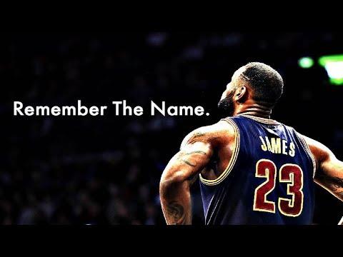 LeBron James NBA Mix 2016 HD | 'Remember The Name'
