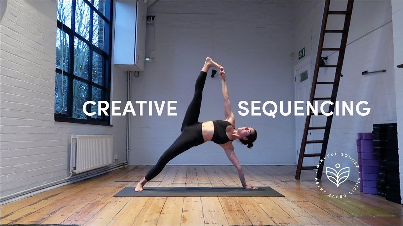 20 Minute Dynamic Yoga Flow Youtube