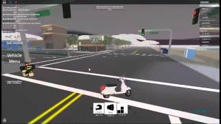 ROBLOX Ghost scooter trolling Pacifico Part 2
