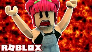 VULKAN WUT! | Roblox Vulkan Flucht! | Amy Lee33