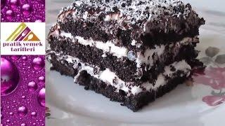 Kakaolu Kolay Pasta - Pratik Yemek Tarifleri