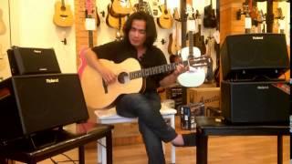 Amplifier Roland AC | Loa dùng cho guitar
