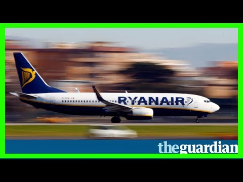Breaking News   Ryanair cancellations raise worries in italy over alitalia takeover