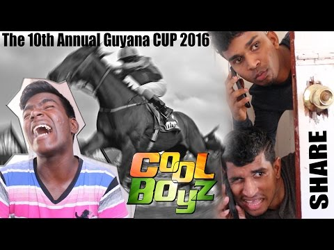The 10th Annual Guyana CUP 2016 - CoolBoyzTV