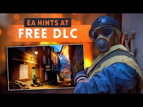 ► EA & DICE HINT AT FREE DLC FOR BATTLEFIELD 1? (New Content For ALL Players)