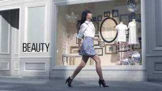 いいなCM Perfume SANEI NATURAL BEAUTY BASIC
