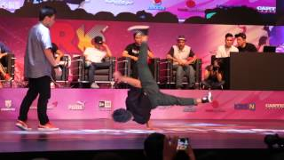 Download Video ISSEI v LIL ZOO / Final Battle / R16 2014 Final Bboy 1 on 1 / Allthatbreak.com MP3 3GP MP4