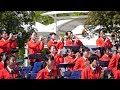 [4K] 横浜創英中学・高等学校 吹奏楽部 - ディープ・パープル・メドレー
