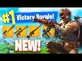 Sniper Shootout V3 Game Mode! (Fortnite Battle Royale)
