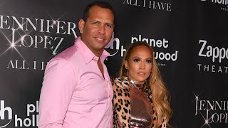 Why Jennifer Lopez Was Initially Skeptical About Marrying to Alex Rodriguez