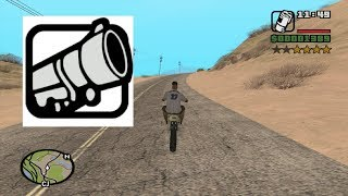 Chain Game 48 mod - How to get all the Heat Seeking Rocket Launchers at beginning of the game-GTA SA