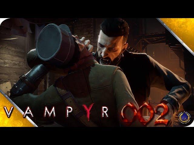 VAMPYR 💉 [002] Auf der Jagd nach dem Jäger