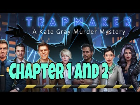 ADVENTURE ESCAPE MYSTERIES TRAPMAKER - Gameplay Walkthrough Part 1 IOS / Android - Chapter 1 and 2