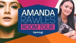 Bongkar Isi Kamar Amanda Rawles, Penuh Make-up!