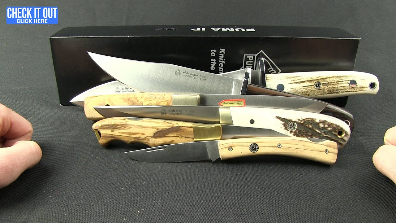 puma knife