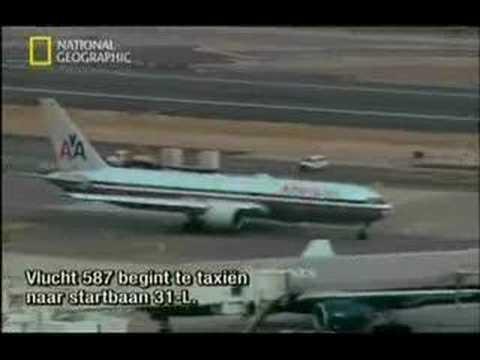Air Crash Flight AAL587 (1/5)