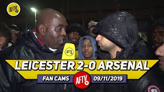 Leicester City 2-0 Arsenal | I Would Take Brendan Rodgers Any Day of The Year (Afzal)