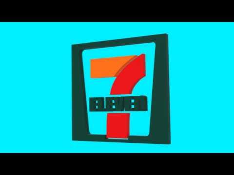7 Eleven Logo Chroma