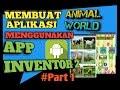 tutorial animal world part 1