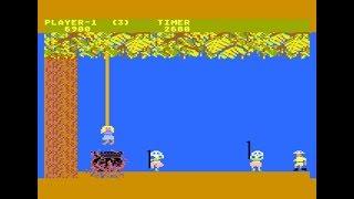 Jungle Hunt atari 5200 Gameplay