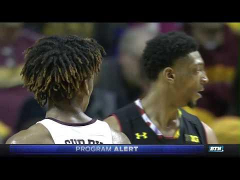 Maryland at Minnesota - Men
