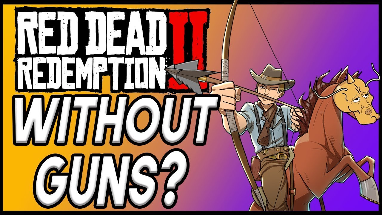 Can You Beat Red Dead Redemption 2 WITHOUT Guns? thumbnail