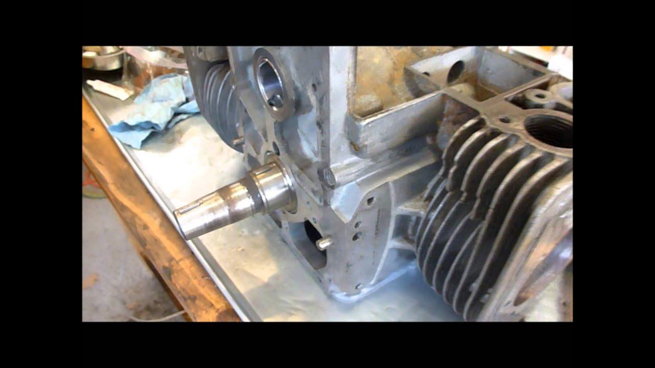 Rebuilding an Onan B43G (Part 5) Crank GearInstall