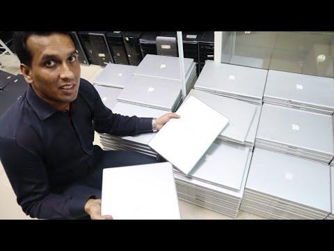 ഇത്രയും ലാപ്ടോപ്പ് കണ്ടു കണ്ണു തള്ളിപ്പോയി|Used Laptop Market