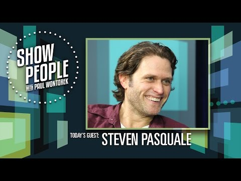 People with Paul Wontorek Full : Steven Pasquale of THE ROBBER BRIDEGROOM