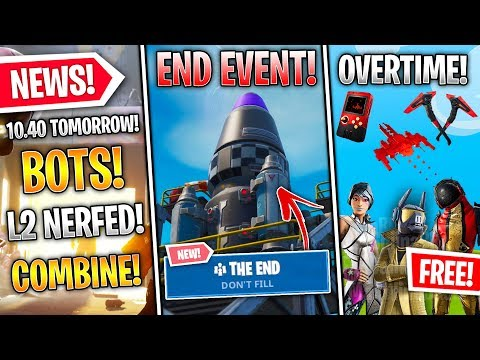 """""""the-end""""-live-event,-v10.40-tomorrow,-season-11-bots,-free-overtime-styles,-visitor-(fortnite-news)"""