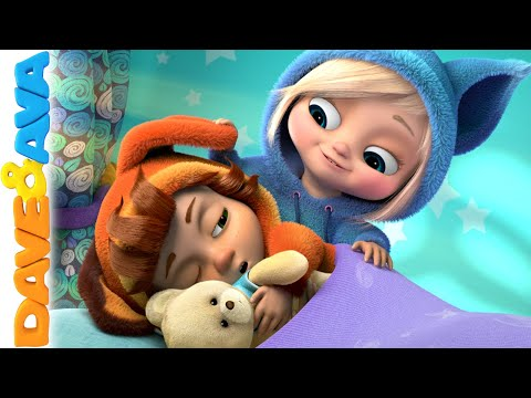 Thumbnail: 😴 Are You Sleeping Brother John | Kids Songs | Nursery Rhymes and Baby songs from Dave and Ava 😴