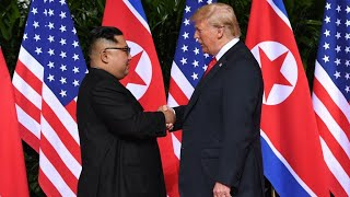 """Singapore Summit: """"Trump has given up a lot in just meeting with Kim, and didn't receive much"""""""