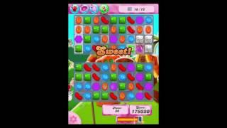 Candy Crush Saga Level 199 Walkthrough